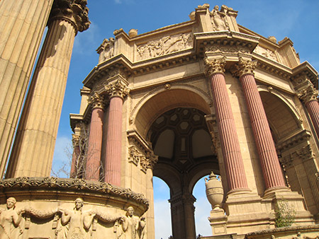 Photo of Palace of Fine Arts Rotunda, San Francisco