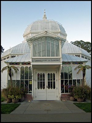 Photo of Conservatory of Flowers, Golden Gate Park